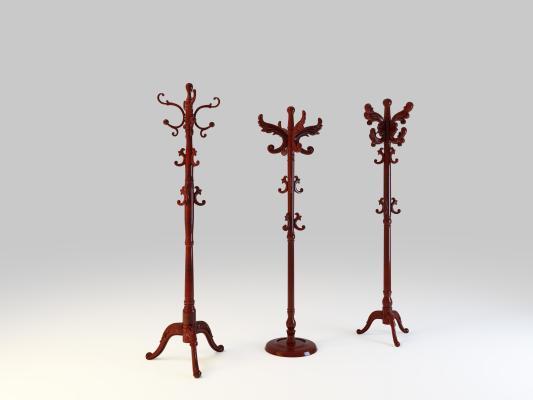 欧式古典陈设饰品 衣架