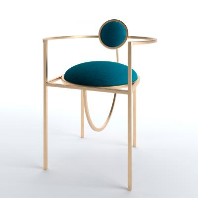 现代金属吧椅