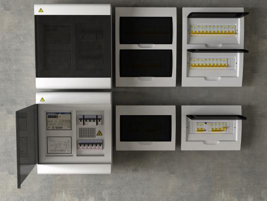 现代电器 电表总开关