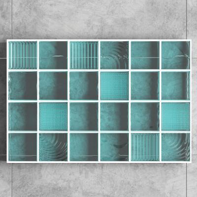 现代装饰玻璃砖