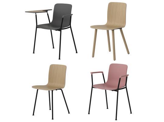 现代餐椅 单椅 办公椅