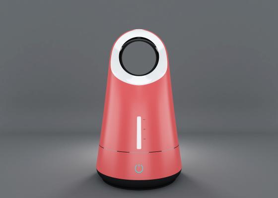 现代家用加湿器 空气净化器