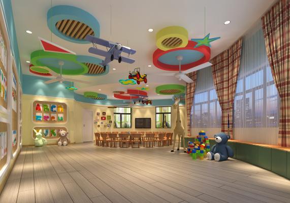 现代幼儿园