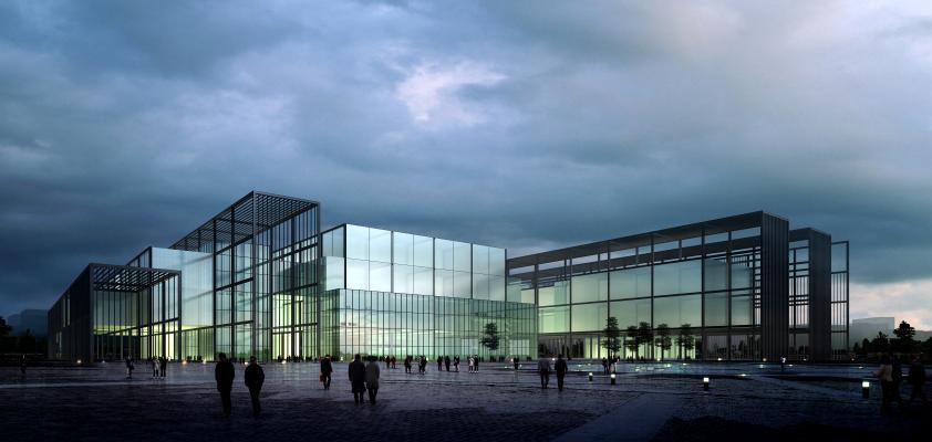 现代博物馆