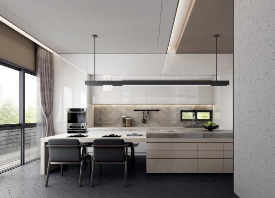 李益中设计现代厨房