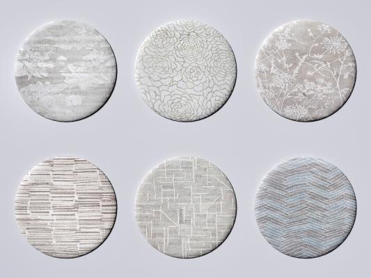 现代地毯 布艺地毯