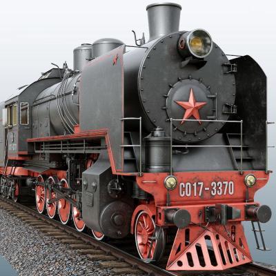工业风列车 火车