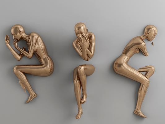 北�W人物※雕塑 ���