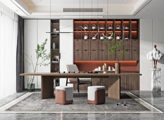 新中式 茶室