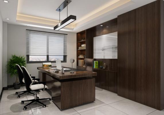 现代办公室 班台