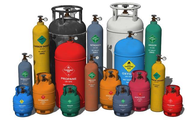 现代煤气罐 液化气罐
