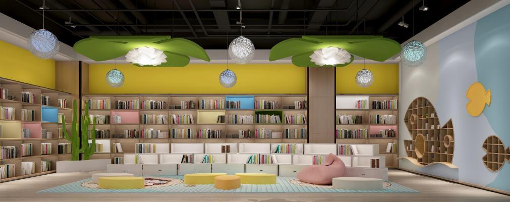 现代书店 儿童区