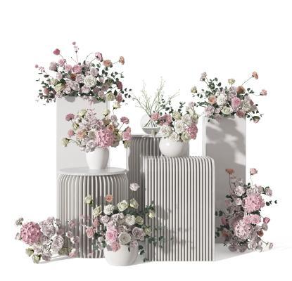 现代花艺 花卉 婚庆
