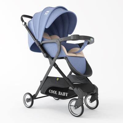 现代婴儿车