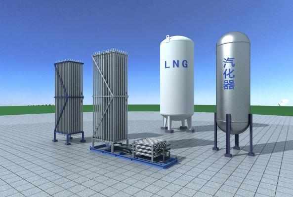 现代汽化器 工业设备