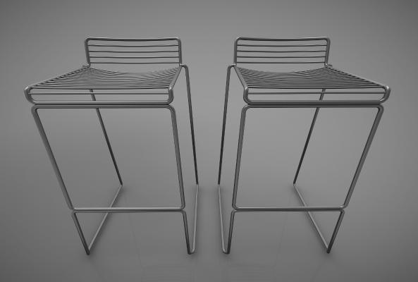现代风格吧椅