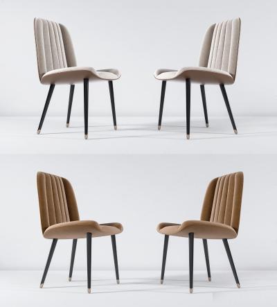 現代休閑單椅組合