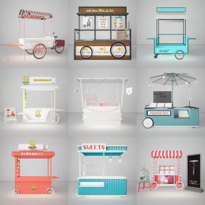 现代展示架 展示柜