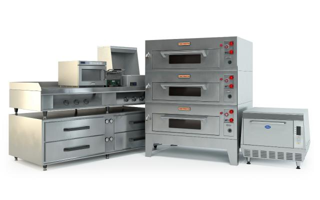 现代厨具电器 厨房设备