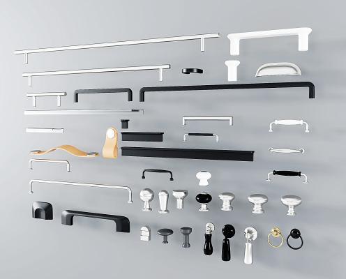 現代金屬拉手,門把手,拉手 (1)