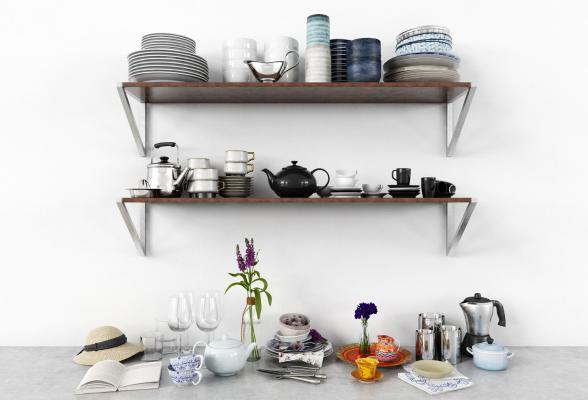现代餐具 餐具组合