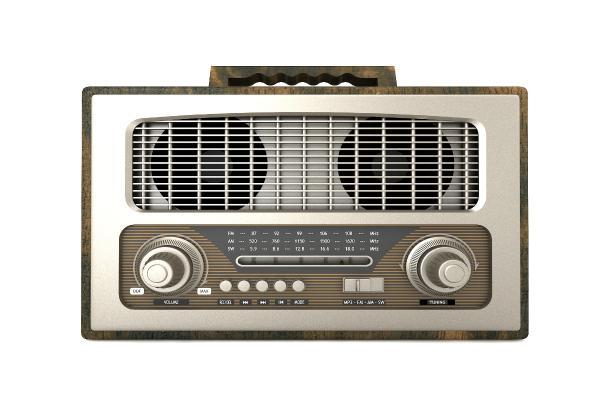 現代風格錄音機