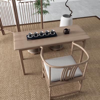新中式茶桌椅 书桌 隔断