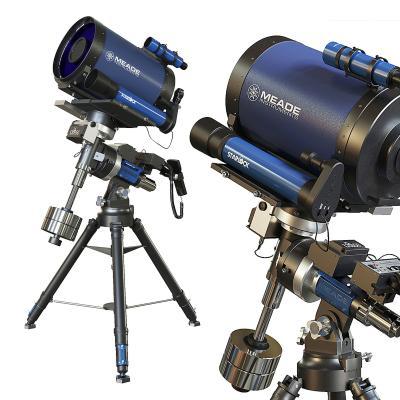 现代天文望远镜