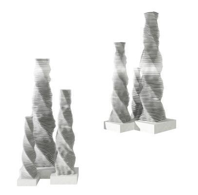 現代異形雕塑擺件,裝飾品,創意物件,石材擺件裝飾品