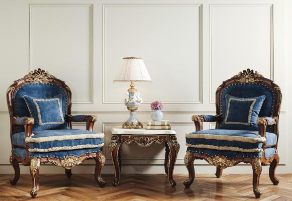 法式休閑椅