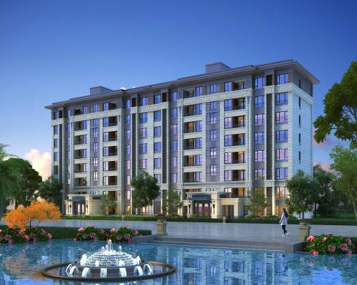 新中式多層住宅