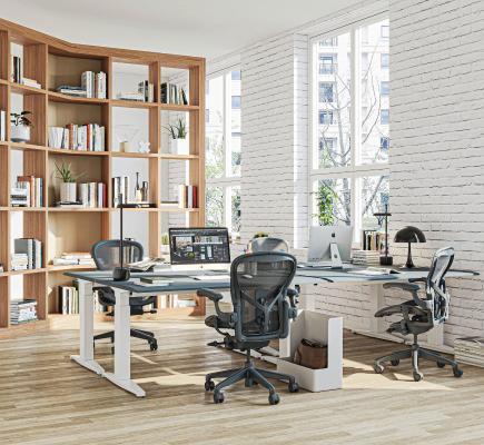 现代办公区