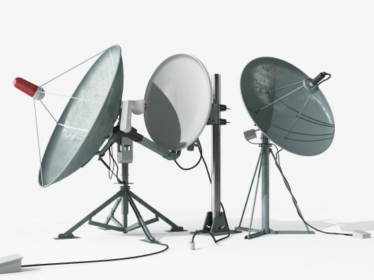 现代雷达 天线 接收器