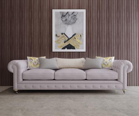 现代风格沙发