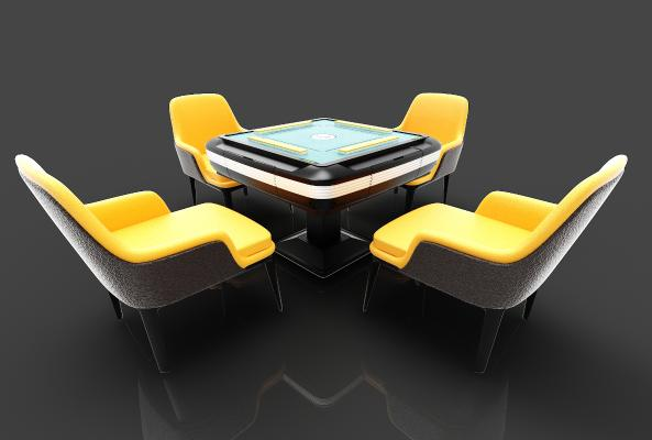 现代风格沙发休闲桌椅