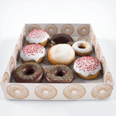 现代食物 甜甜圈