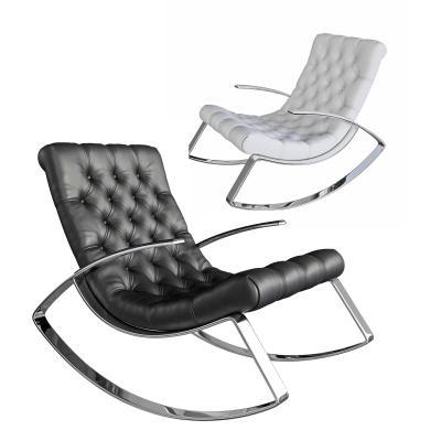 現代簡約搖椅
