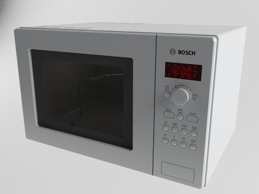现代厨房电器 微波炉