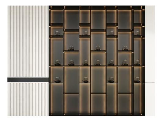 现代创意装饰柜