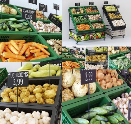 北欧超市水果蔬菜