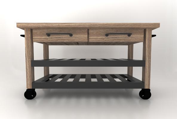 現代風格裝飾桌