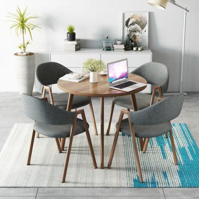 北欧洽谈桌 办公休闲桌椅 会议桌