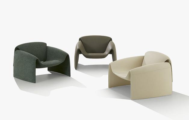 Poliform现代沙发椅 扶手椅