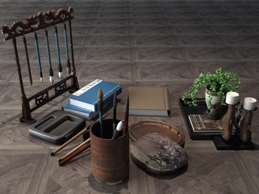 中式饰品摆件 工艺品 装饰品