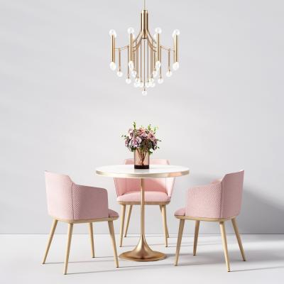 现代休闲桌椅