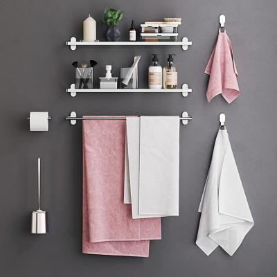 現代毛巾衛浴用品