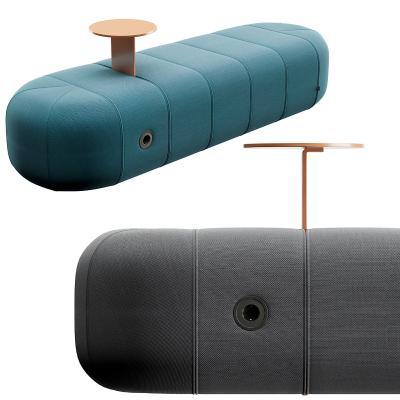 现代沙发凳