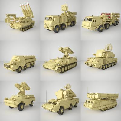现代交通工具 军事器材
