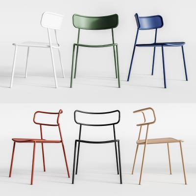 北欧单椅餐椅