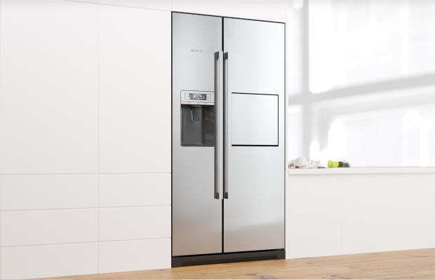 现代家用电器 冰箱